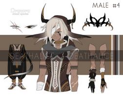 Dracora: Male 4 ( CLOSED )