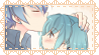 KaitoxMiku Stamp by VocaloidStamps