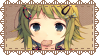 Gumi Megpoid Stamp by VocaloidStamps