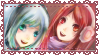 PikoxMiki Stamp by VocaloidStamps