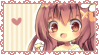 Hana Stamp by VocaloidStamps