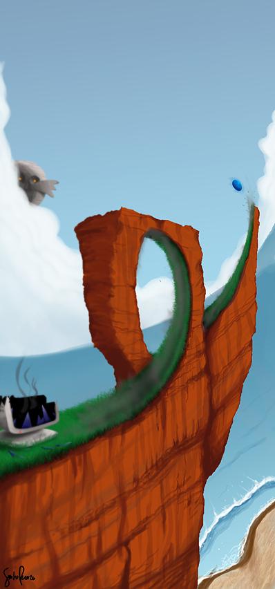 Sonic Boom by sandrodcpereira