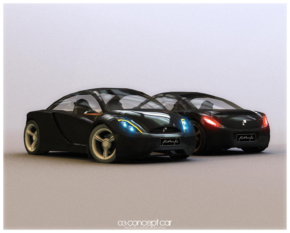 03 Concept Car by sandrodcpereira
