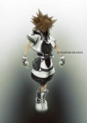 Kingdom Hearts by sandrodcpereira