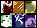 FAN ART CHALLENGE: HANDS