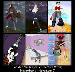 CHALLENGE: PERSPECTIVE VOTING by Evo-Obsessed-Club