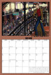 2009 Calendar - February by Evo-Obsessed-Club