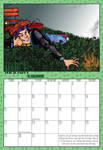 2009 Calendar - March by Evo-Obsessed-Club