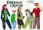 CONTEST EMERALD EXPOSE