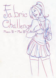 CHALLENGE: FABRIC by Evo-Obsessed-Club