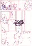 CHALLENGE: COMICS by Evo-Obsessed-Club