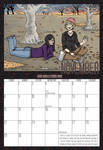 2009 Calendar - November by Evo-Obsessed-Club