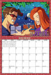 2009 Calendar - December by Evo-Obsessed-Club