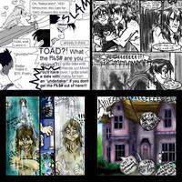 Evo RoundRobin Comic pgs 13-16 by Evo-Obsessed-Club