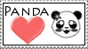 Panda Love by Dreameryuki