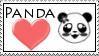 Panda Love by Dreameryuki