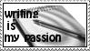 Writing is my Passion by Dreameryuki