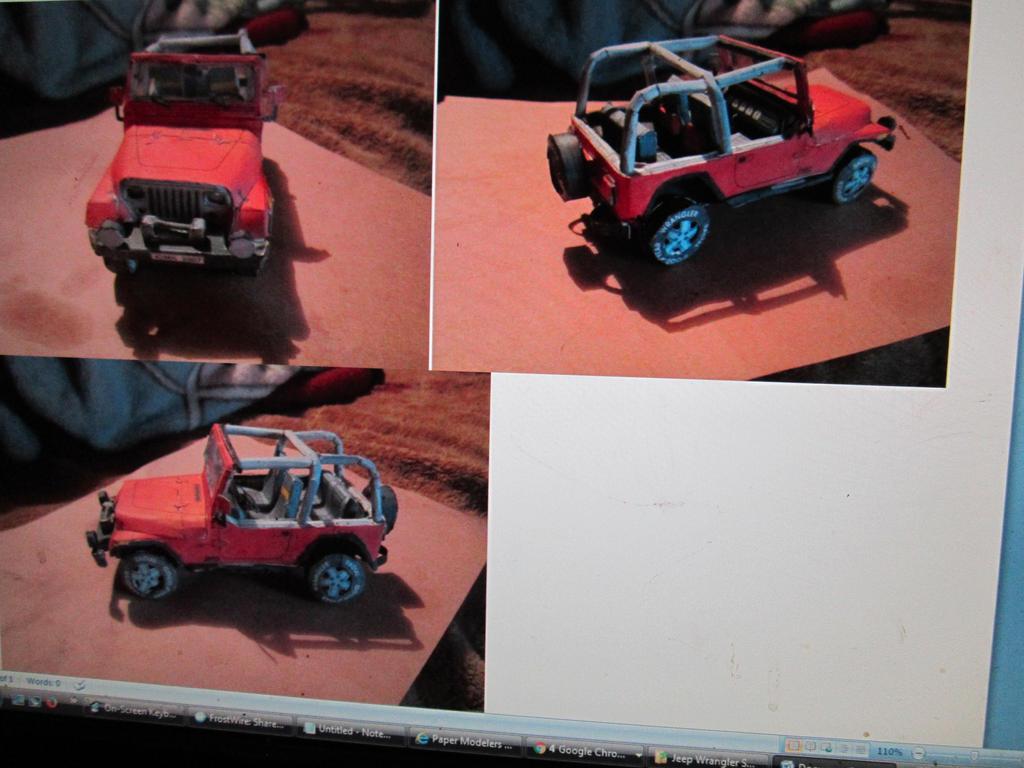 Jeep Wrangler SUV Ver.4 Free by YUMK by blake7who