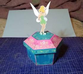 Tinkerbell Jewelry box