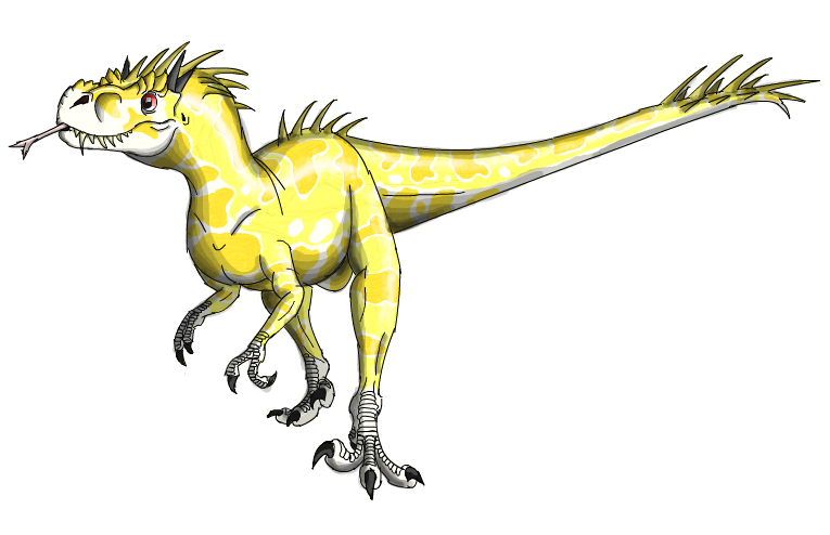 Jurassic World: Diabolus rex (Version2) by Alien ...