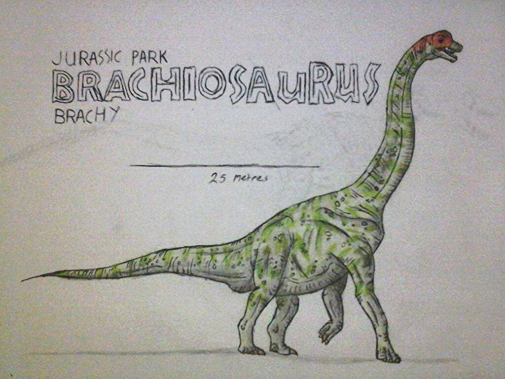 brachiosaurus jurassic park - photo #9