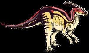 Jurassic Park: Parasaurolophus