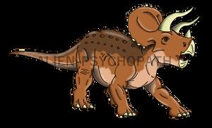 Jurassic Park: Triceratops