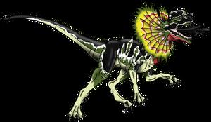 Jurassic Park: Dilophosaurus