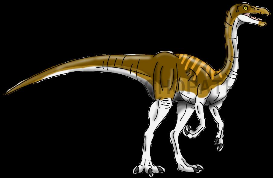 Jurassic Park: Gallimimus