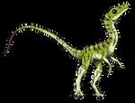 Jurassic Park: Compsognathus