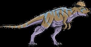 Jurassic Park: Pachycephalosaurus