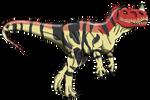 Jurassic Park: Ceratosaurus