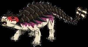 Jurassic Park: Ankylosaurus