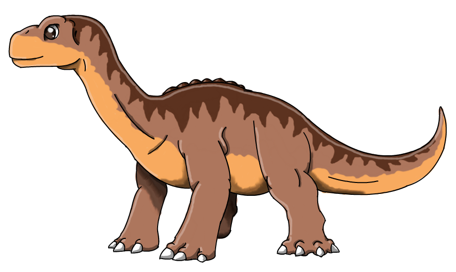 Littlefoot from The Land Before Time favourites by