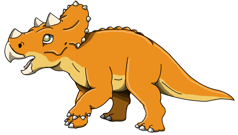 The Land Before Time Cera by Alien Psychopath on DeviantArt