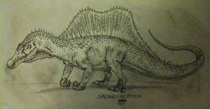 Spinosaurus aegyptiacus 2014