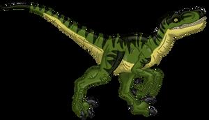 Jurassic World: Raptor Squad - Charlie