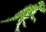 Jurassic Park- Novel: Microceratus