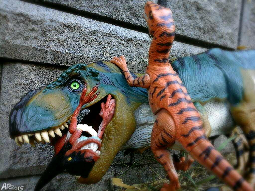 Velociraptor velocidad
