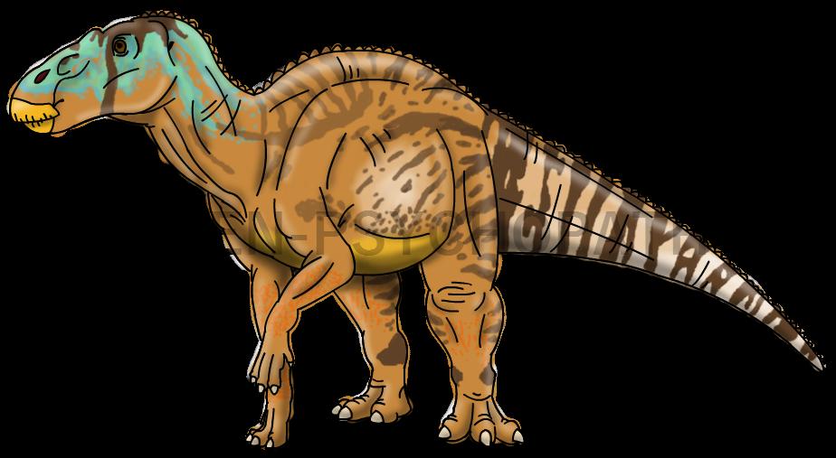 Jurassic World Edmontosaurus By Alien Psychopath On