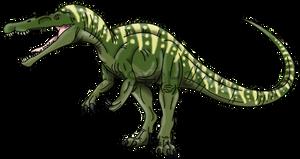 Jurassic Park: Suchomimus