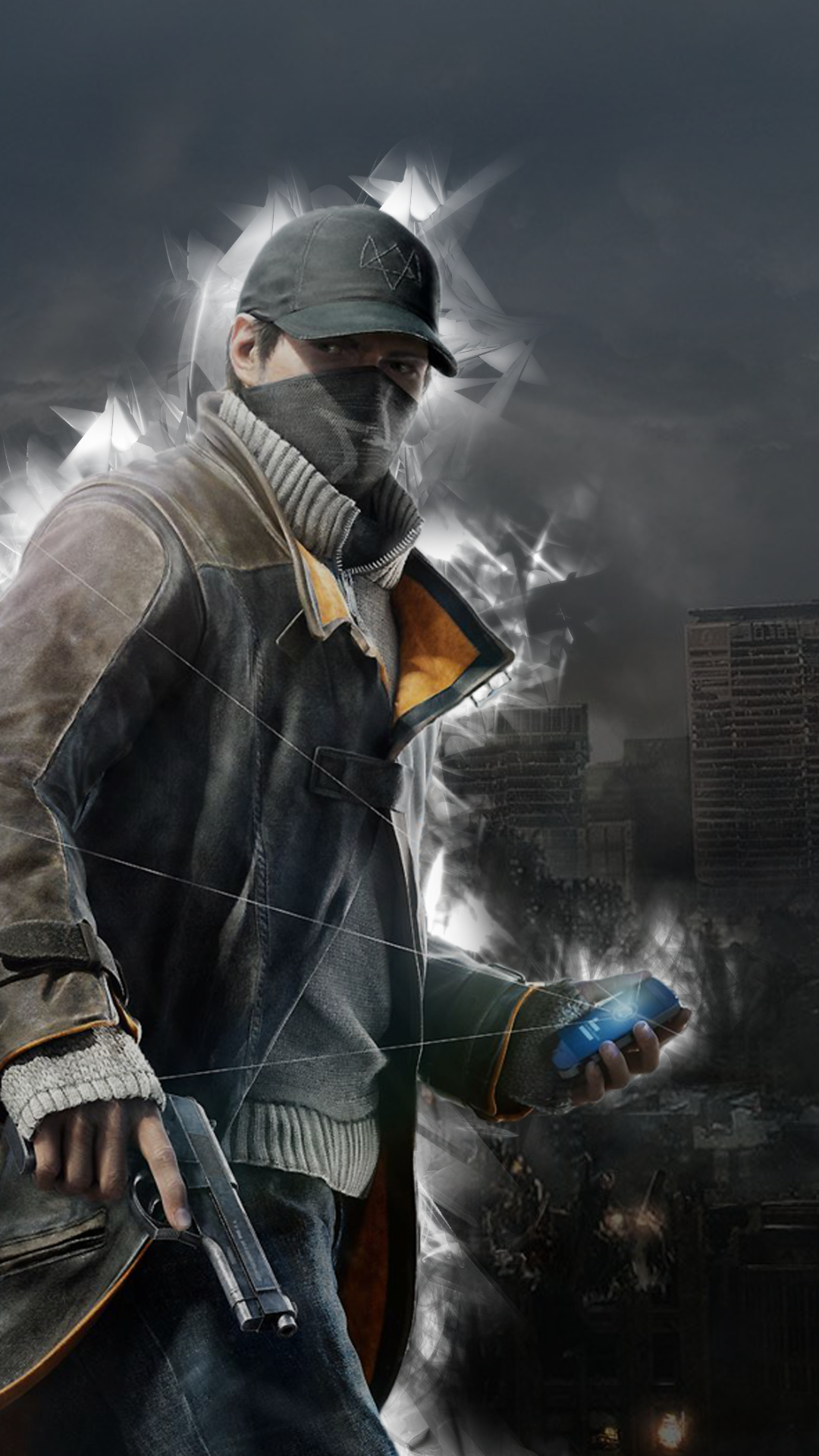 Smartphone aiden pearce fullhd wallpaper by heasheartfire for Sfondi hd smartphone
