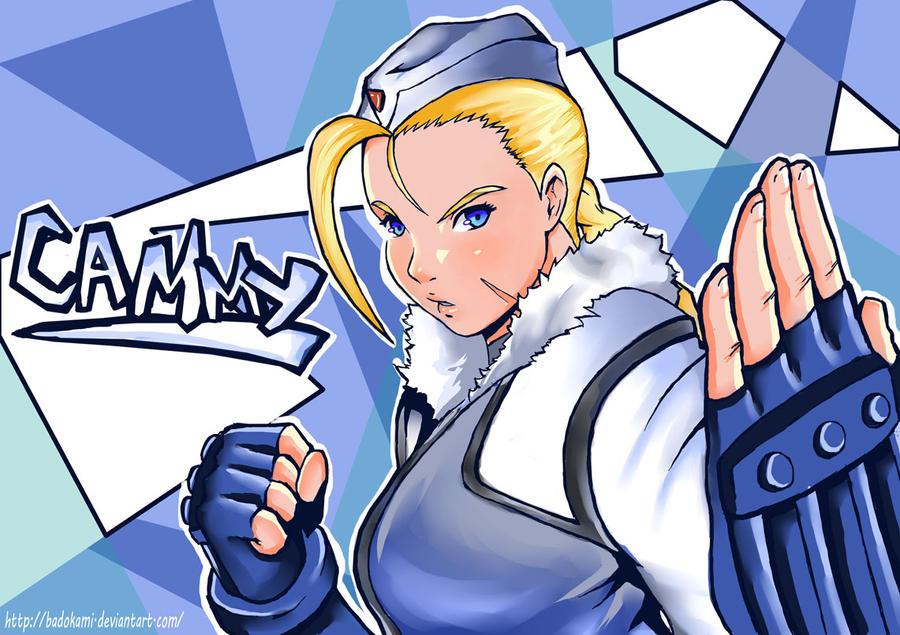Cammy White by badokami