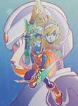 Capcom All Stars: Mega Man Zero