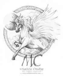 Lesenfantsdelalune-licorne by CoudrayMathieu