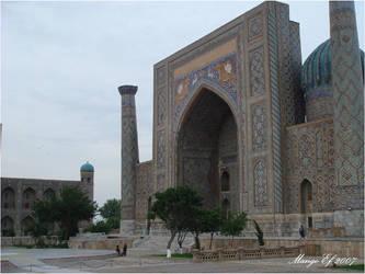 Samarkand by Mango-Ef