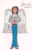 Aqaima the Gryphon Lady