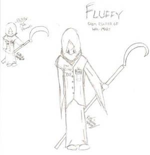 Fluffy, Grim Reaper of WalMart