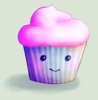 Muffcake for Muffy by Revenciel