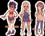 Retro Girls [closed]